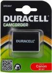 Acumulator Duracell original Canon model BP-827
