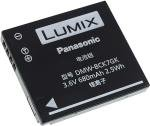 Acumulator original Panasonic Lumix DMC-FS16 seria