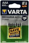 Acumulator Varta Power Ready2Use TOYS Micro AAA 4 buc./blister