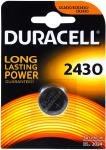 Baterie lithium Duracell DL2430 1 buc. Blister