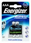 Baterie lithium Energizer model AAA 2 buc. Blister